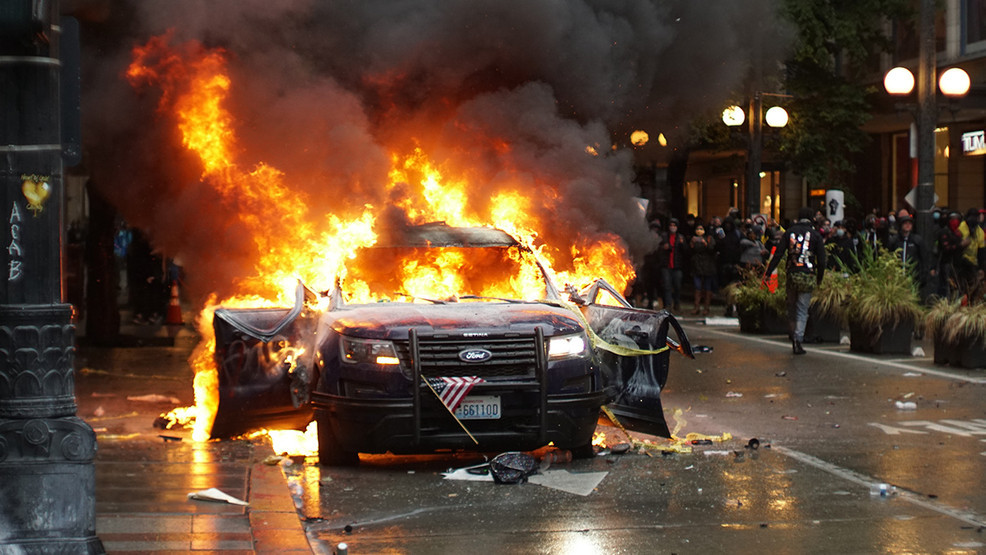 Daisy Luther: An Eyewitness's Shocking Account of What's Really Happening during the Seattle Riots