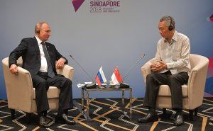 Russian Inroads into Southeast Asia: The Case of Singapore