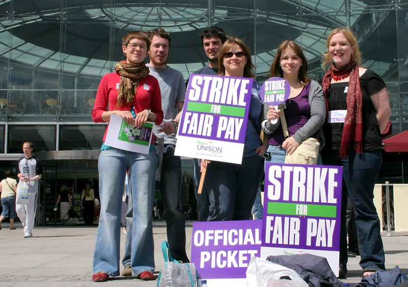 What Might COVID-19 Mean for Trade Unions?