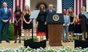 President Trump and First Lady Melania Trump Test Positive for COVID-19: Updates