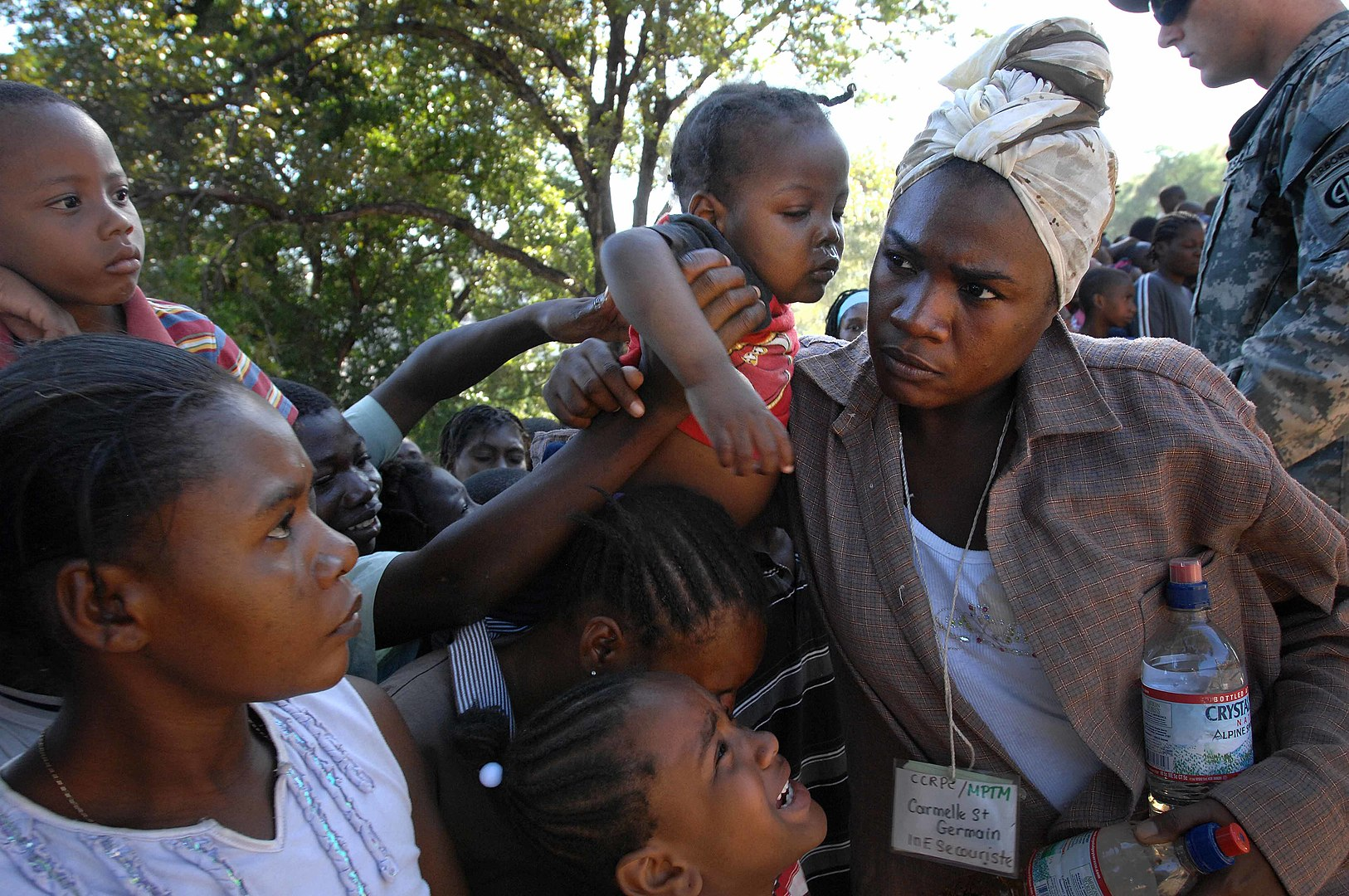 When Helping Hands Hurt: Exploring the Impact of NGOs on Haiti's Path to Recovery