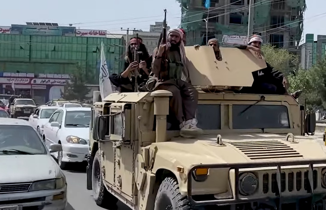 The CCP and the Taliban: An Unlikely Friendship